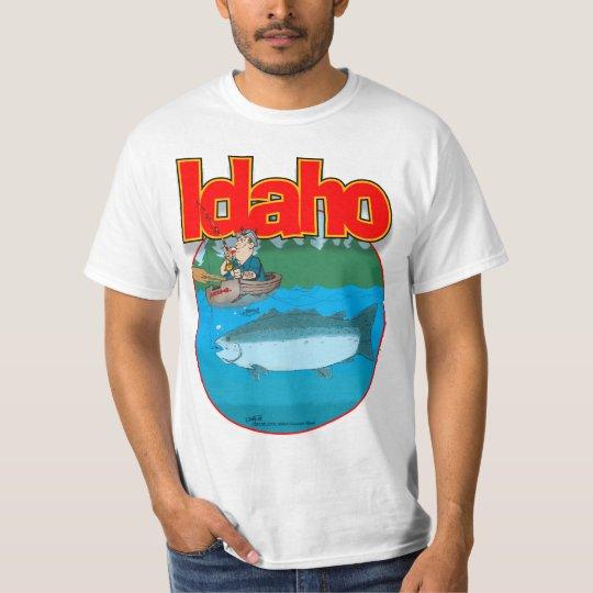 Idaho minnow dhirt F/B T-Shirt