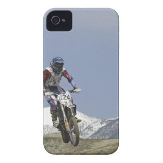 Idaho, Motocross Racing, Motorcycle Racing 2 iPhone 4 Case-Mate Case