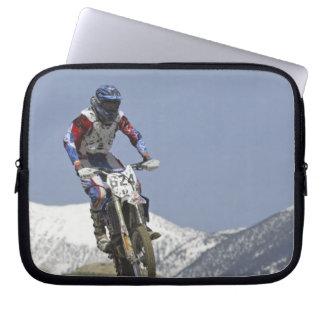 Idaho, Motocross Racing, Motorcycle Racing 2 Laptop Sleeve