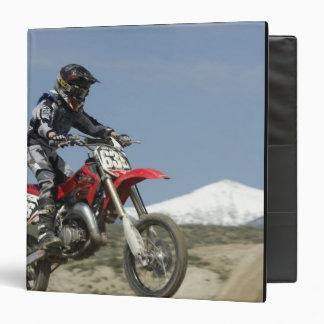 Idaho Motocross Racing Motorcycle Racing Binders