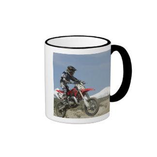 Idaho Motocross Racing Motorcycle Racing Coffee Mug
