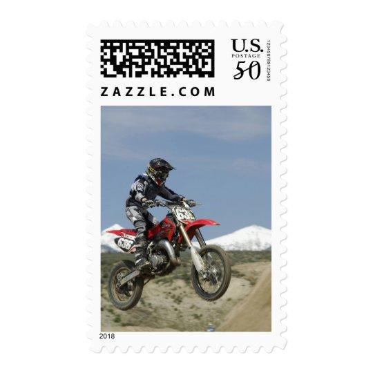 Idaho, Motocross Racing, Motorcycle Racing Postage