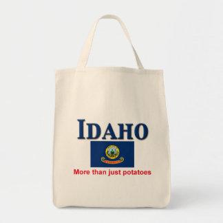 Idaho Motto Tote Bag