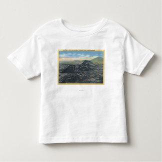 Idaho National Park Big Crater Rim Toddler T-shirt