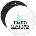 Idaho Native Buttons