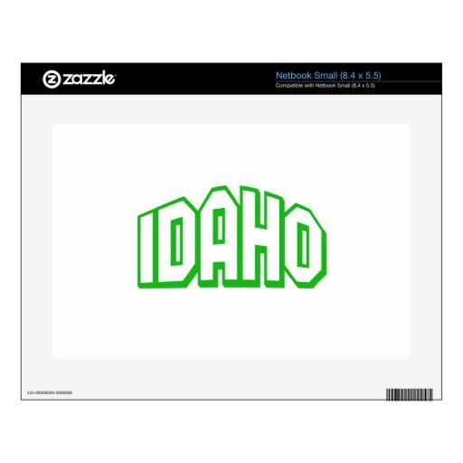 Idaho Netbook Decal