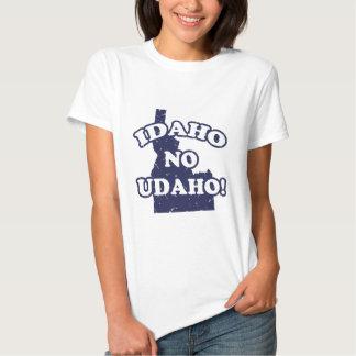 ¡Idaho ningún Udaho! Playera