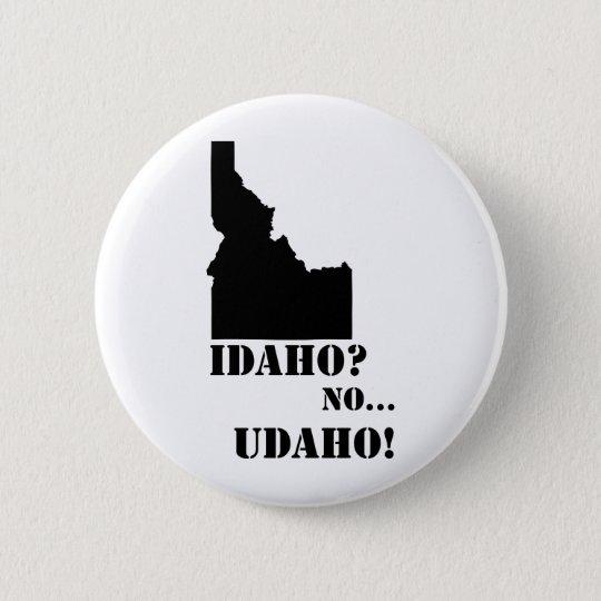 Idaho No Udaho Map Button