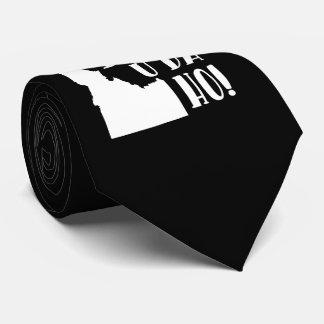 Idaho, no, you da ho neck tie