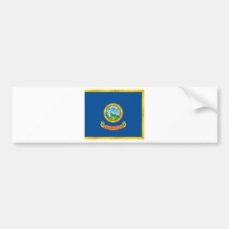 Idaho  Official State Flag Bumper Sticker