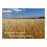 Idaho Palouse - Customized Greeting Card