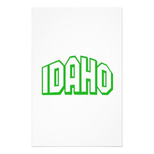 Idaho Papelería