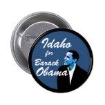 Idaho para Barack Obama Pins