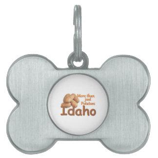 IDAHO PET ID TAG