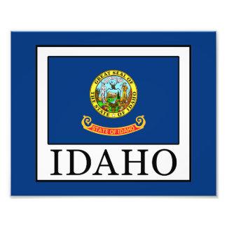 Idaho Photo Print