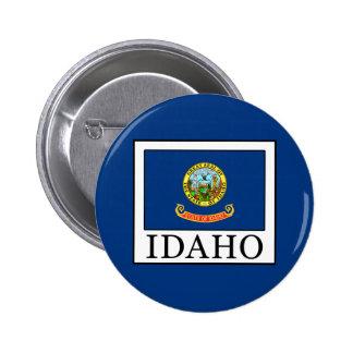 Idaho Pin Redondo De 2 Pulgadas