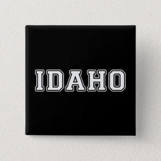 Idaho Pinback Button