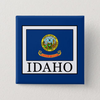Idaho Pinback Button