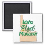 Idaho Plant Manager Fridge Magnet