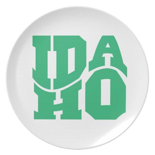 Idaho Plate