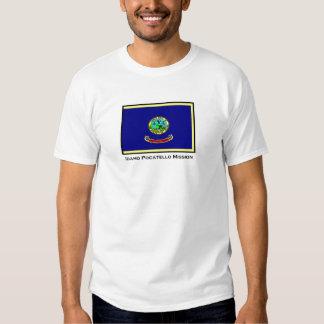 Idaho Pocatello LDS Mission T-Shirt