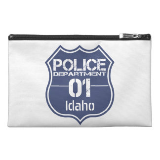 Idaho Police Department Shield 01 Travel Accessories Bags