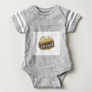 56ce00f6e Baby Potato Onesies & Bodysuits | Zazzle