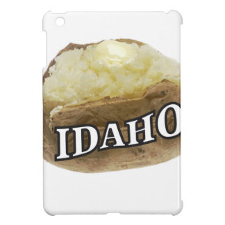 Idaho potato label iPad mini covers