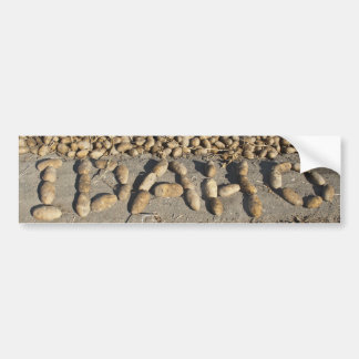 Idaho Potatoes Bumper Sticker