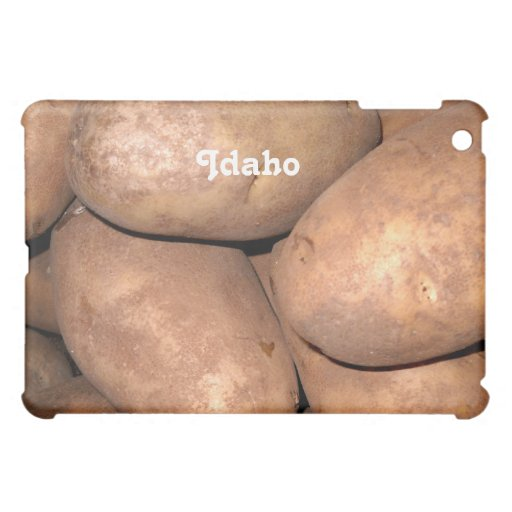 Idaho Potatoes iPad Mini Cases