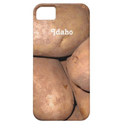 Idaho Potatoes iPhone 5 Cases