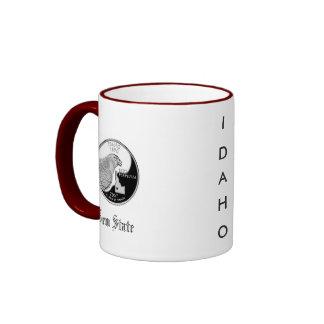 Idaho-quarter mug