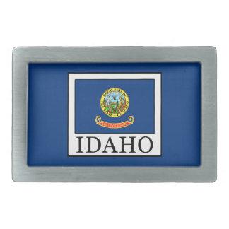 Idaho Rectangular Belt Buckle