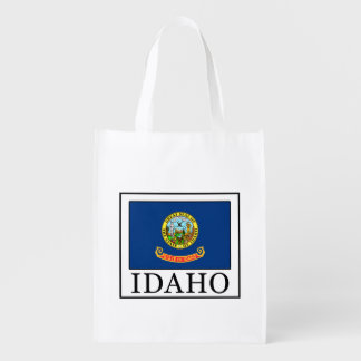 Idaho Reusable Grocery Bag