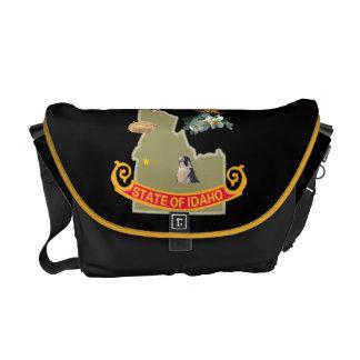 Idaho Rickshaw Messenger Bag