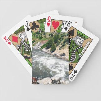 Idaho River Playing Cards