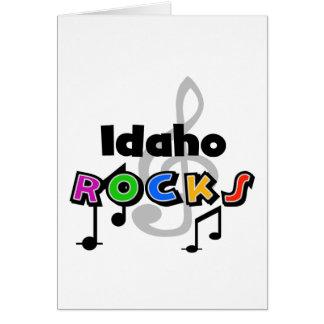 Idaho Rocks Card