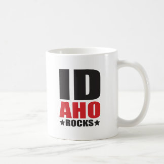 Idaho Rocks! State Spirit Apparel & Gifts Coffee Mug