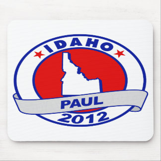 Idaho Ron Paul Alfombrilla De Ratón