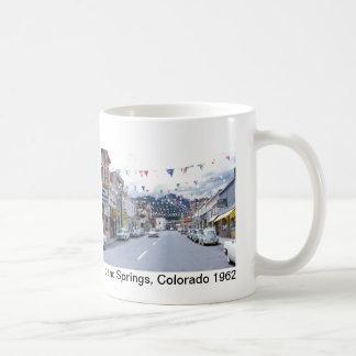 Idaho salta taza de café de Colorado