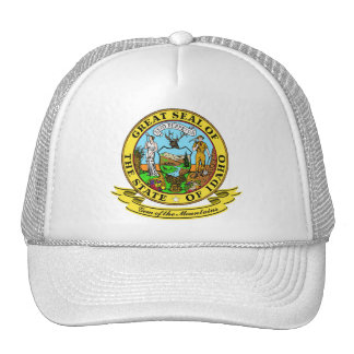 Idaho Seal Trucker Hat