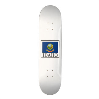 Idaho Skateboard Deck