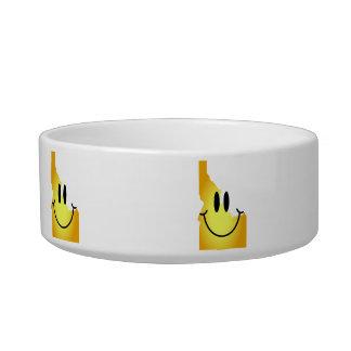 Idaho Smiley Face Bowl