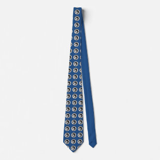 Idaho Snowbird Shield Neck Tie