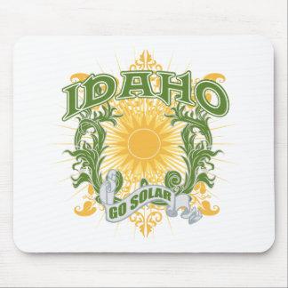 Idaho solar tapete de raton