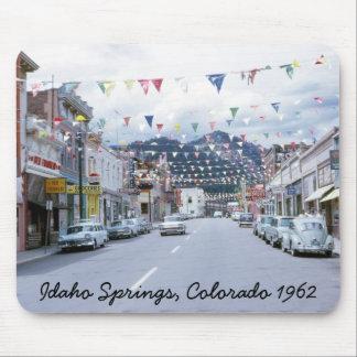 Idaho Springs Colorado Mousepad