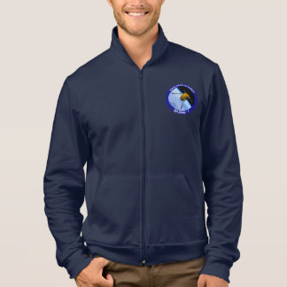 Idaho Spudnik Satellite Mission Patch Jacket