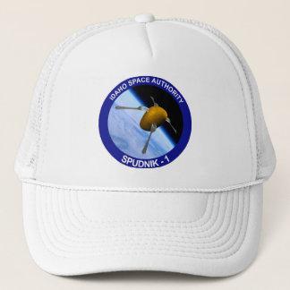 Idaho Spudnik Satellite Mission Patch Trucker Hat