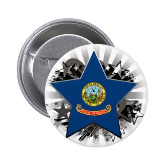 Idaho Star Button