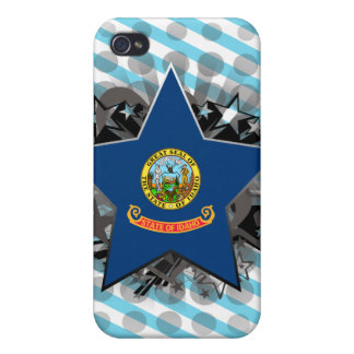 Idaho Star Cover For iPhone 4